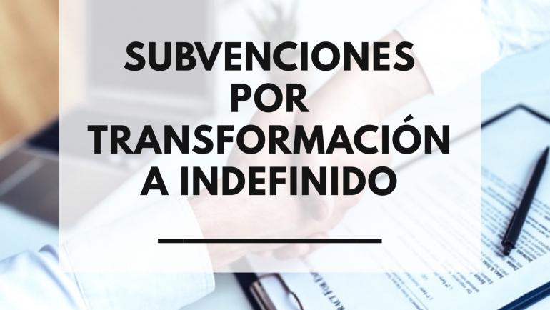 ECOVER-2020 PROGRAMA DE AYUDAS PARA LA CONVERSIÓN A INDEFINIDO DE CONTRATOS TEMPORALES DE COLECTIVOS VULNERABLES
