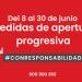 Decreto medidas desde el 8 al 30 de junio