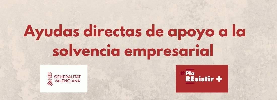 SUBVENCIONES EXTRAORDINARIAS DE APOYO A LA SOLVENCIA EMPRESARIAL POR LA COVID-19